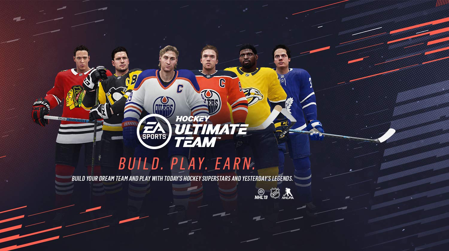 ad2d950b5 Image Unavailable. Image not available for. Color  NHL 19 - 2800 HUT Points  Pack - PS4  Digital Code