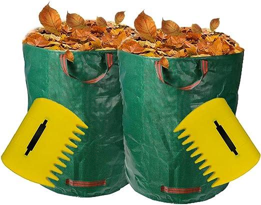 G-BAR - Juego de recogedor de hojas de hoja de avellana, pala de ...