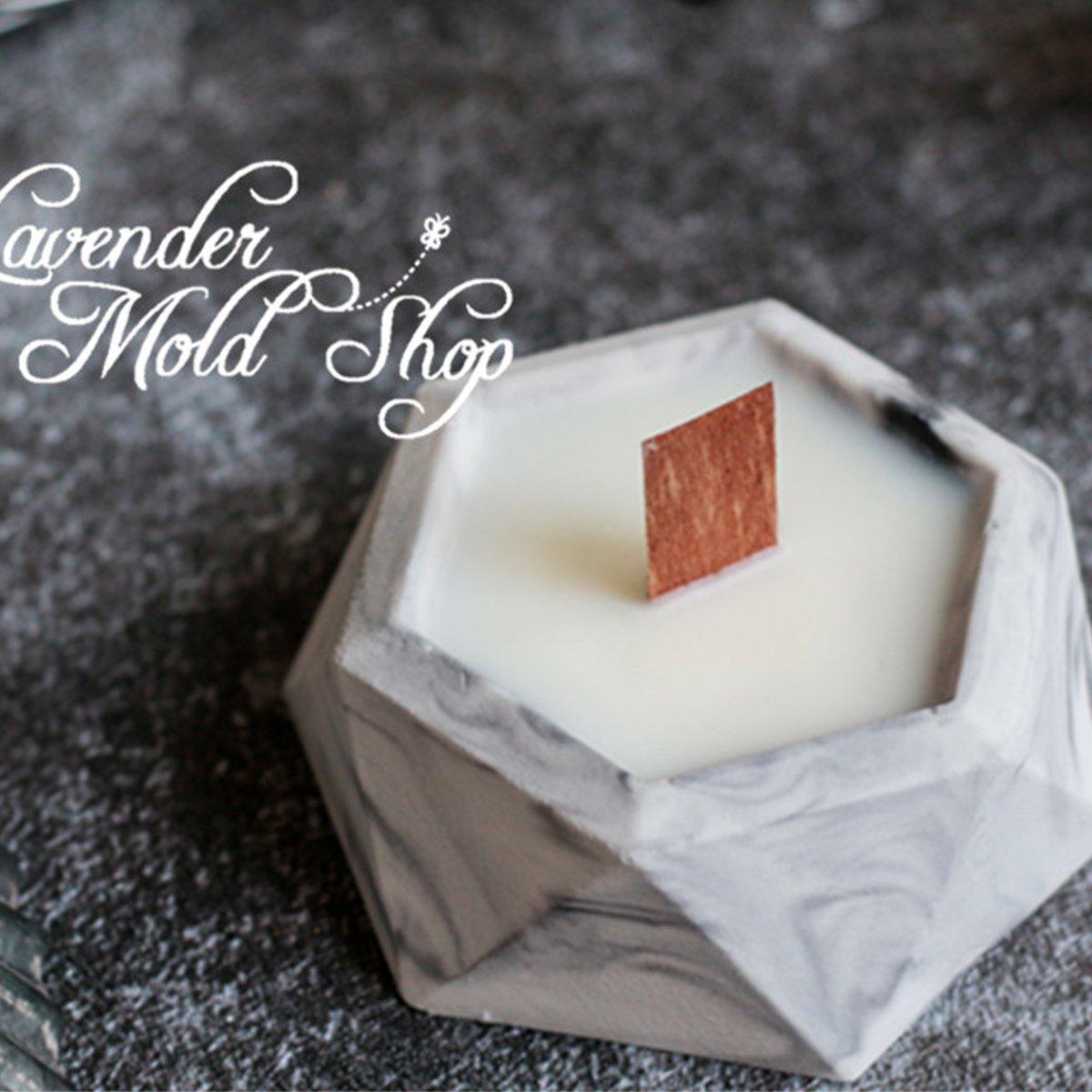 Topwa 3D Craft Handmade del silicone candela sapone bottiglia piante succulente vaso di fiori silicone Mold DIY posacenere portacandela stampo