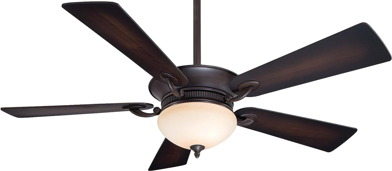 "Minka Aire F701 KA Delano 52"" Ceiling Fan with Light & Wall"