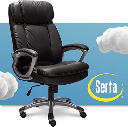 compare serta office chairs