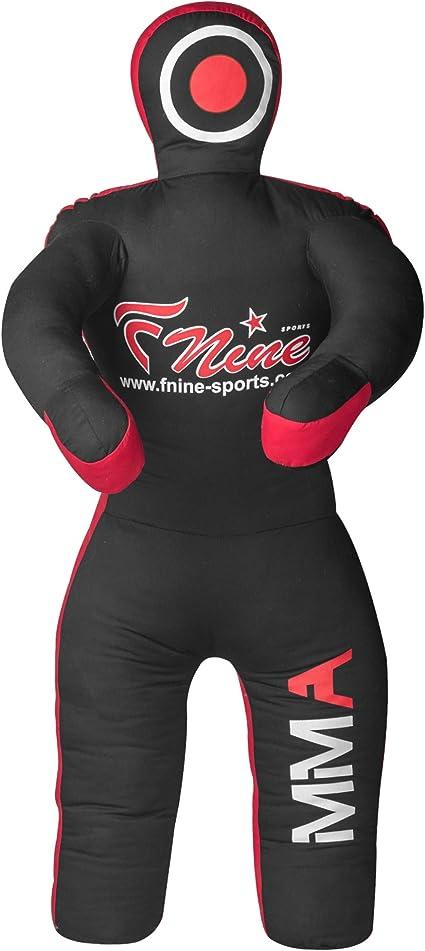 Infinix Sports Judo Grappling Dummy Sitting Position Punching Bag Brazilian Jiu Jitsu Wrestling Mixed Martial Arts UNFILLED MMA Dummy