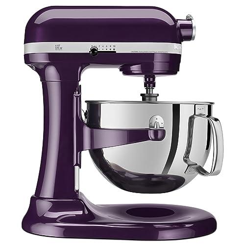 Purple Kitchenaid Stand Mixer Amazon Com