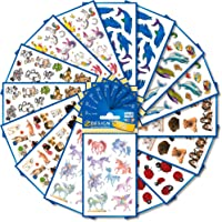 AVERY Zweckform 59992 Kinderstickers (Dieren), 522 Stuks, Meerkleurig