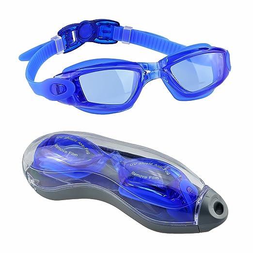 18 opinioni per Occhialini da nuoto, EveShine occhialini da nuoto unisex trasparenti- non fanno