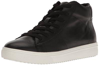 Blondo Blondo Women s Jax Waterproof Fashion Sneaker Black Leather Coupons