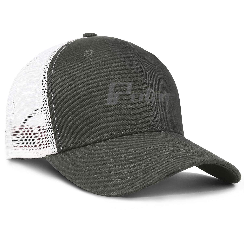 All Cotton Dad Caps Polaris-Industries-RV Snapback Vintage Mesh Hats