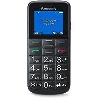 Panasonic KX-TU110EXB- Teléfono Móvil Para Personas Mayores (Pantalla