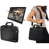 Navitech Black Graphics Tablet Case / Bag For The Huion KAMVAS GT-191