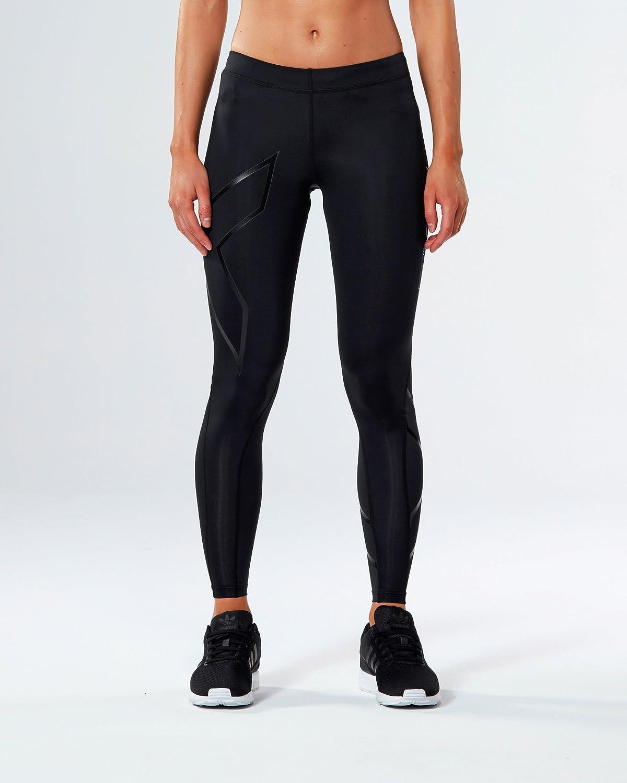XX-Small 2XU Womens Core Compression Tights Black//Nero