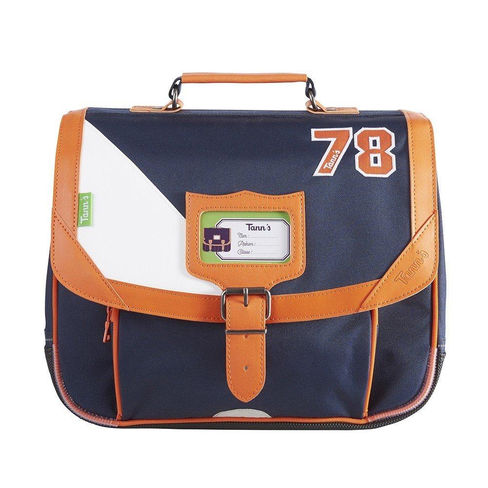 bluee (blue) Tann's Voile 78 School Backpack, 35 cm, Multicolour (greyaille)