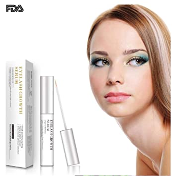 0df845c1125 Eyelash Growth Serum lash Growth Serum for Eyelash and Eyebrow Growth  Enhancer Eyelash Growth Liquid Rapid
