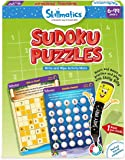 Skillmatics Sudoku Puzzles (6-99 Years) | Erasable and Reusable Mats | Fun Learning Games on The Go Kids