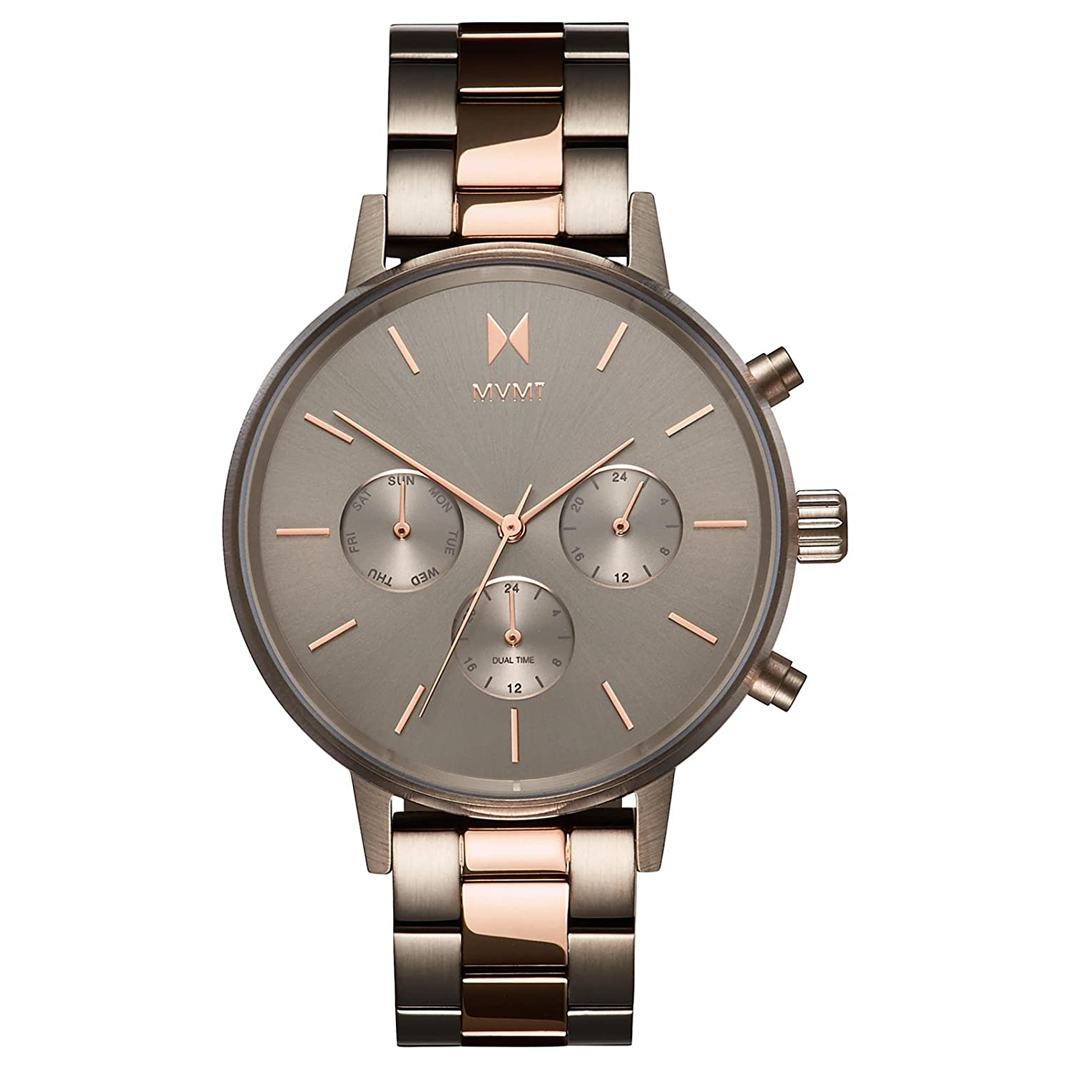 MVMT NOVA Watches 38MM Women s Analog Watch Chronograph