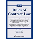 Rules of Contract Law (Supplements)