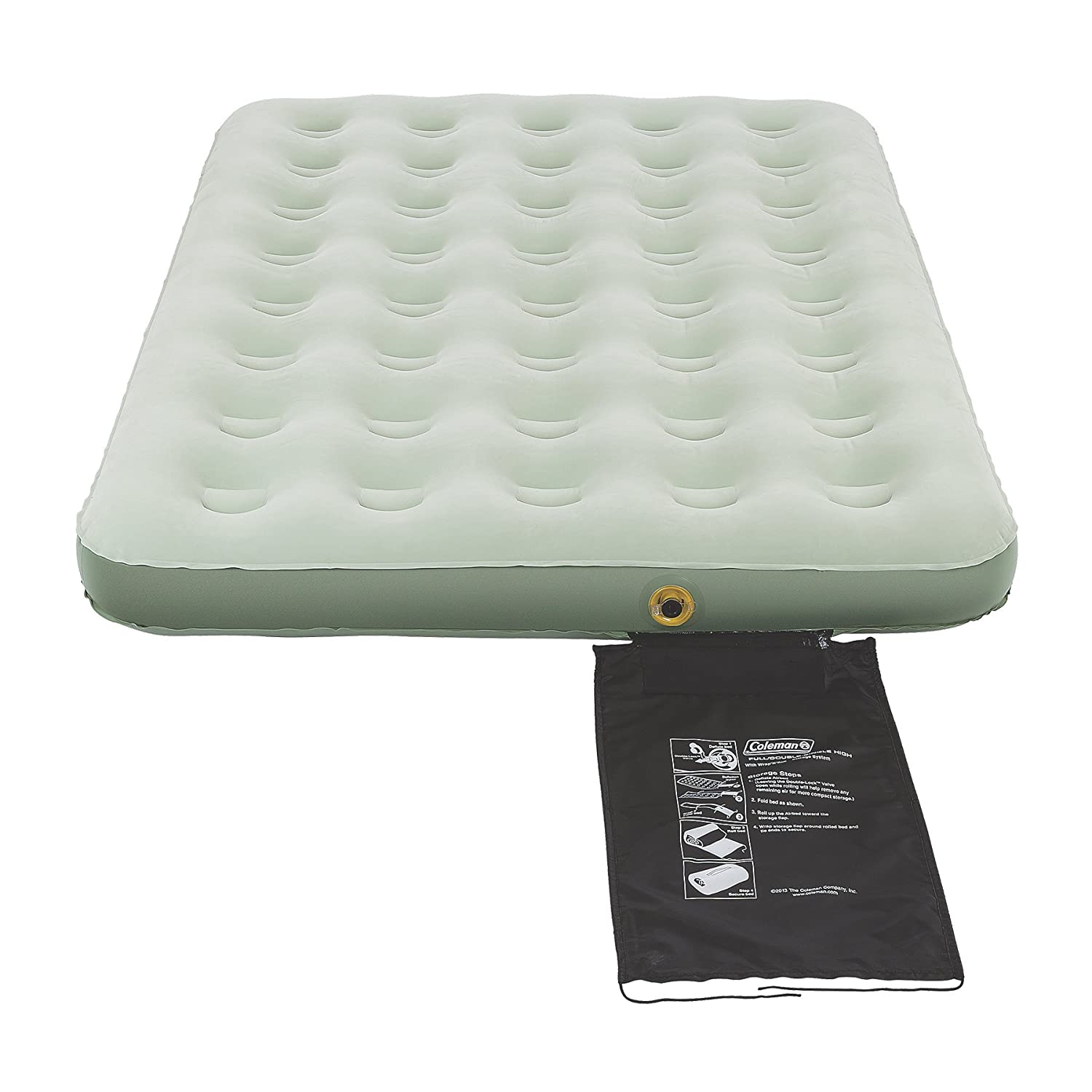 Amazon.com : Coleman EasyStay Single High Airbed : Sports \u0026 Outdoors