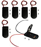 LAMPVPATH (Pack of 6) cr2032 Battery Holder Coin
