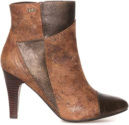 Bottine Bombes Shoes 41 LPB Adele Petites Les Bronze SMpqUVz