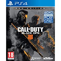 Call of Duty: Black Ops 4 Pro Edition (PS4) (PS4)
