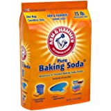 Arm & Hammer Baking Soda, 15 Pound (2 Pack)
