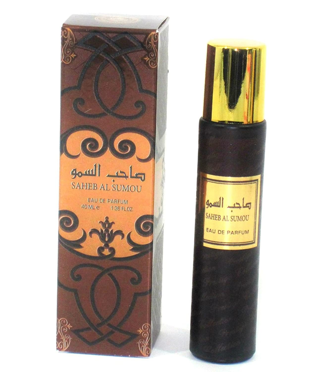 Saheb Al Sumou Prestige Collection Perfume Spray Arabian Fragrance Or You Go For Instance To The Electronic Shop Downstairs At Tukcom 40ml Edp Beauty