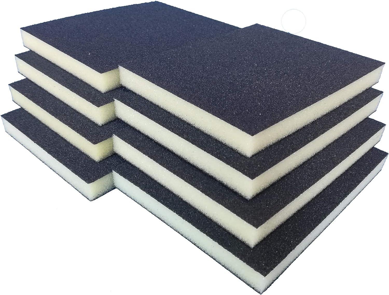 Sanding mats Set of 8.