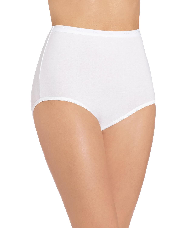 9f959e1fbe8 Bali Women's Stretch Brief Panty at Amazon Women's Clothing store: Briefs  Underwear
