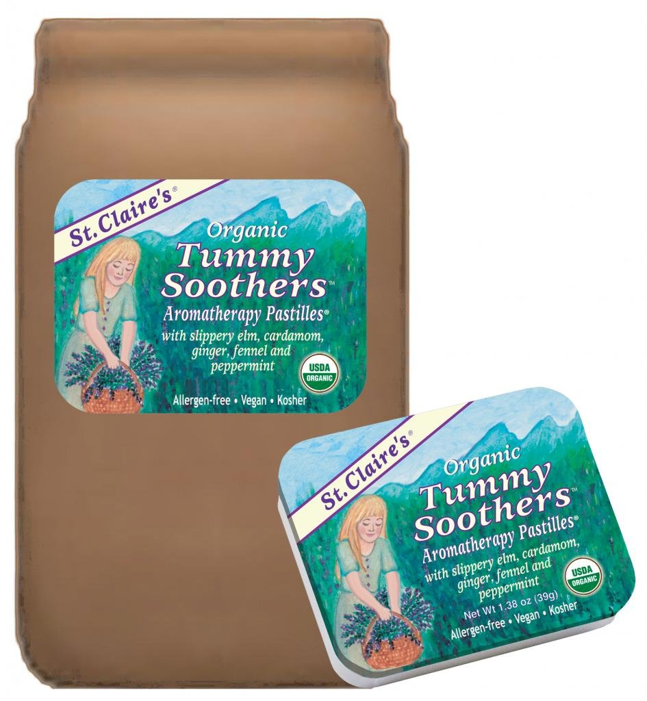 St. Claire's Organics® Tummy Soothers, 27 oz Bulk Bag by St. Claire's Organics