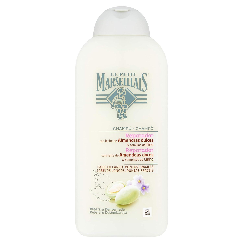 Le Petit Marsellais - Champú Nutritivo con leche de Karité y Miel, 300 ml: Amazon.es: Belleza