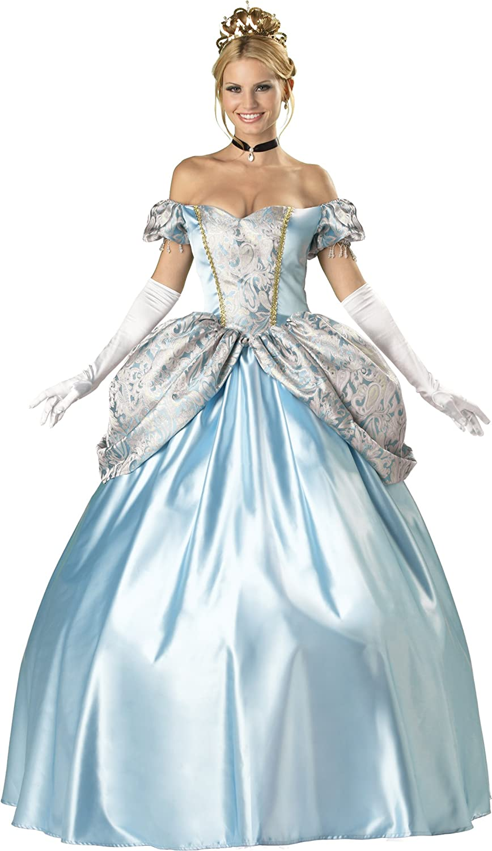 Amazon.com: InCharacter Women\'s Enchanting Princess Costume: Clothing