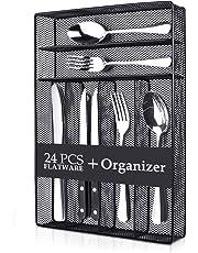 Amazon.com: Juegos de Cubertería: Hogar y Cocina