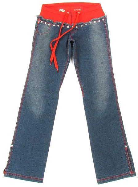 Ecko - Vaqueros - Pantalones Boot Cut - Efecto teñido - para ...