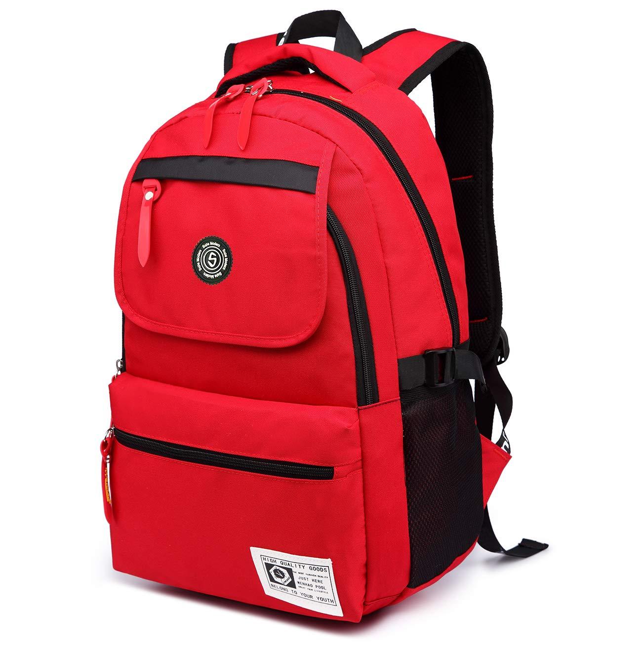 SUPA MODERN® Unisex Nylon School Bags Waterproof Hiking Backpack Cool Sports Backpack Laptop Rucksack School Backpack Others