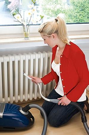 Wenko 4003014100 - Acople de aspirador para limpiar radiadores