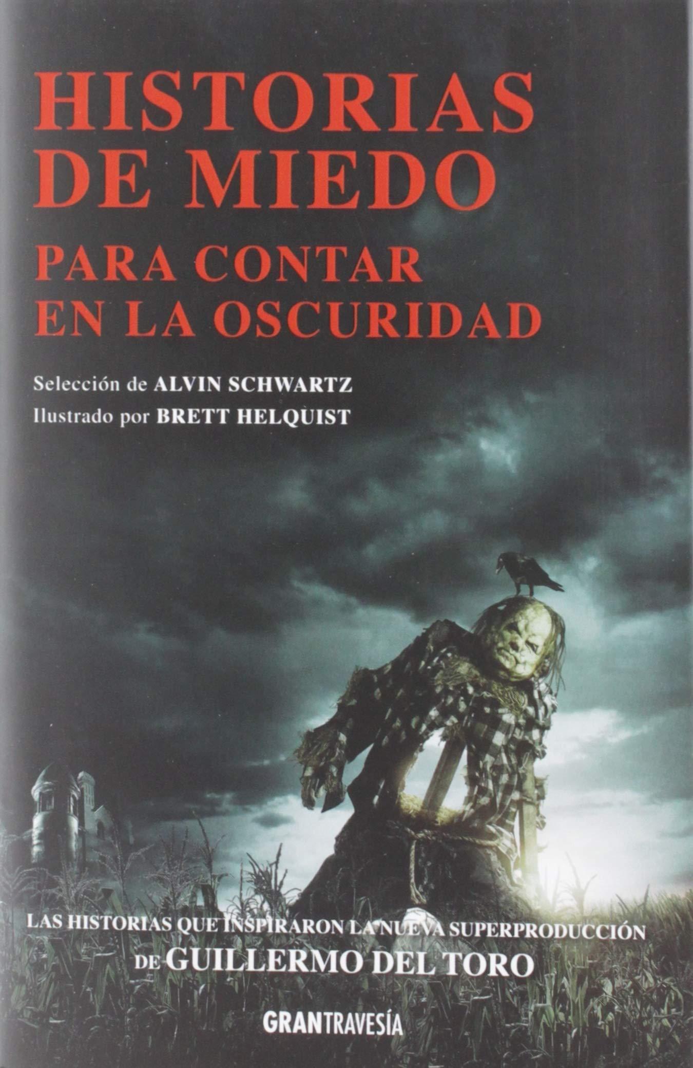 HISTORIAS DE MIEDO: Para contar en la oscuridad: Amazon.es ...