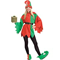 Forum Novelties Men's Unisex Elf Costume