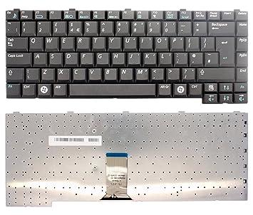 New Samsung R40 NP-R40 series de teclado Inglés blanco para ordenador portátil
