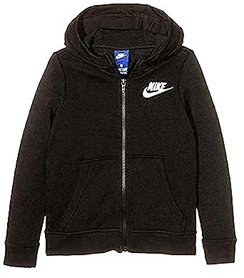 5c26f4f736029 Amazon.com: Nike Girl's Performance Full Zip Training Hoodie Zip Up Hooded  Sweatshirts: Clothing