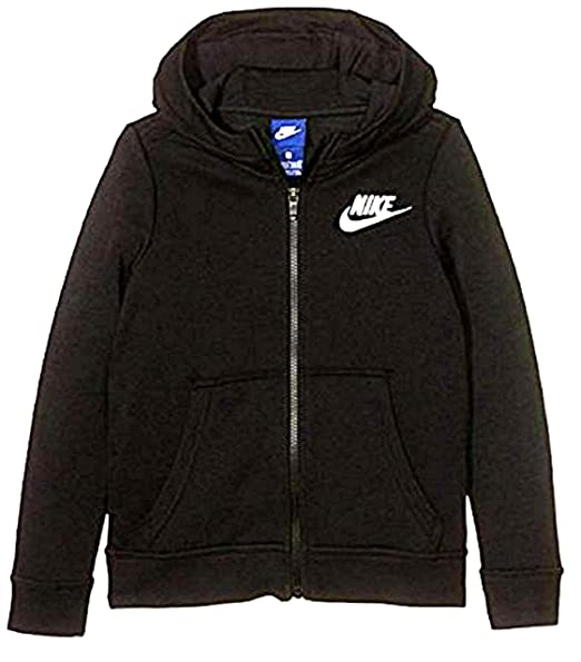 Amazoncom Nike Girls Performance Full Zip Training Hoodie Zip Up