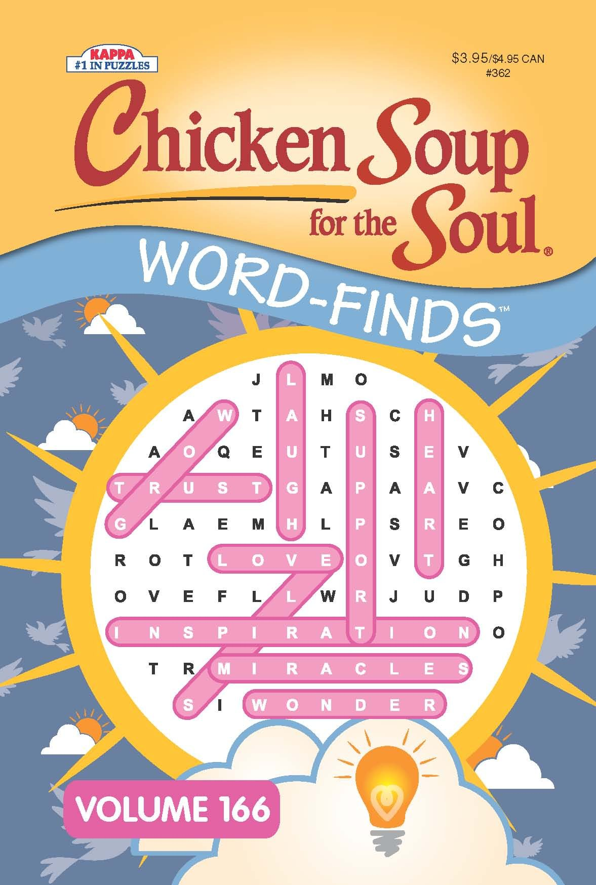 Chicken Soup Search Puzzle Book Vol 194 product image