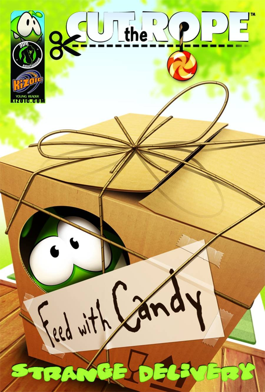 Cut Rope Delivery Matt Anderson product image