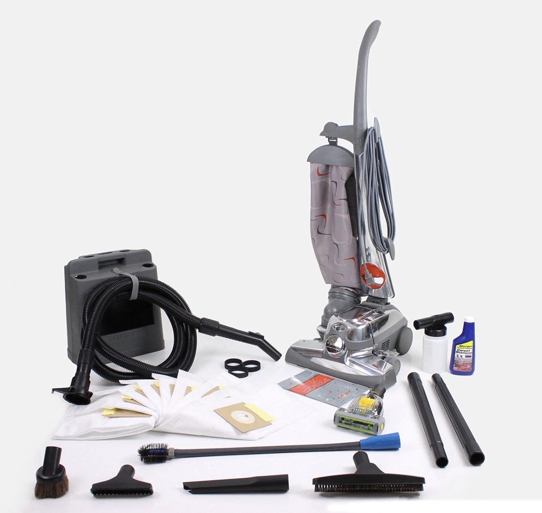 GV El aspirador con herramientas, cepillo turbo, bolsas 10 piezas ...