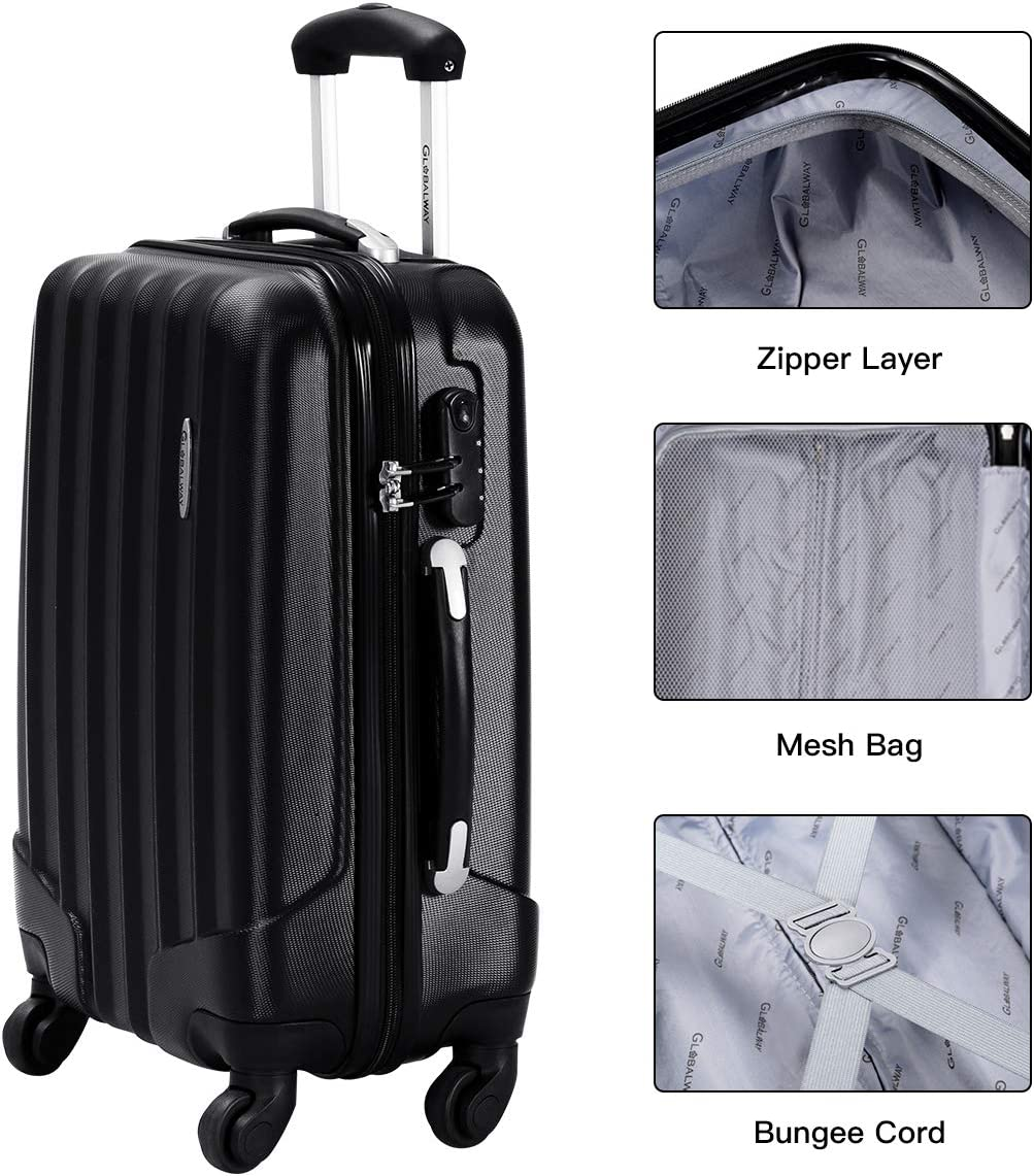 Travel Bags Trolley Case 20 Inches Universal Wheel Boarding Baggage Luggage Suitcases Carry On Hand Luggage Durable Hold Tingting Color : Flower8, Size : 365923