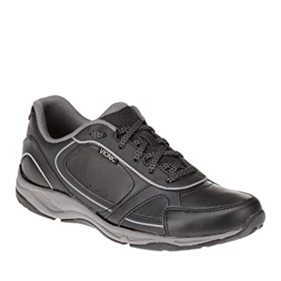 ee372dd3d49 Orthaheel Vionic Zen - Womens Walking Shoes Black - 6 Wide UK Size   4   Amazon.co.uk  Shoes   Bags
