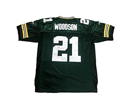cheap for discount 7fcbf 0b501 Charles Woodson Signed Jersey - Home - JSA Certified ...