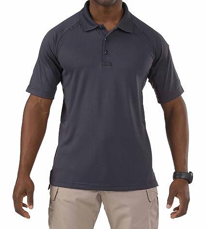 b5dbd506342460 Amazon.com  5.11 Men s PERFORMANCE Short Sleeve Polo Tactical Shirt ...