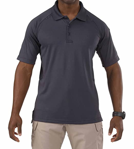 2d42f8661 Amazon.com  5.11 Men s PERFORMANCE Short Sleeve Polo Tactical Shirt ...