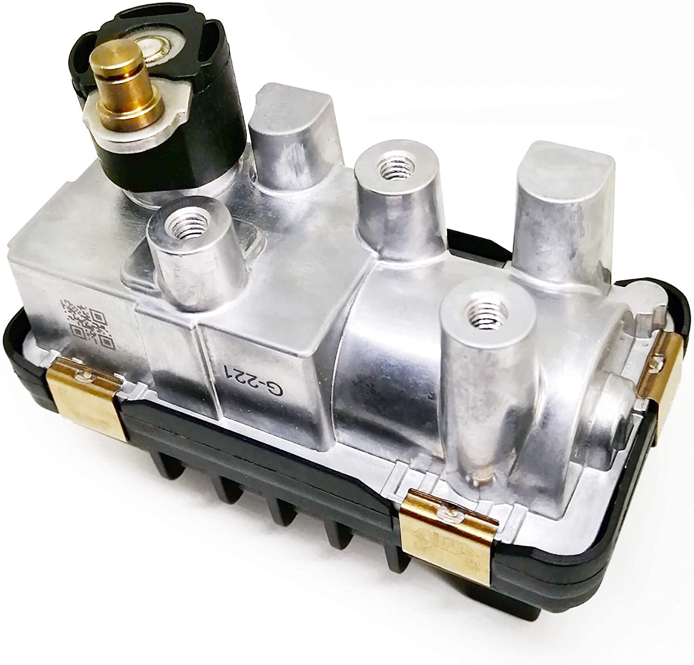 G-149 Jelong G-221 Attuatore elettronico turbocompressore adatto sostituire lattuatore con il codice G-221 economico e durevole 6NW008412 712120 G-139