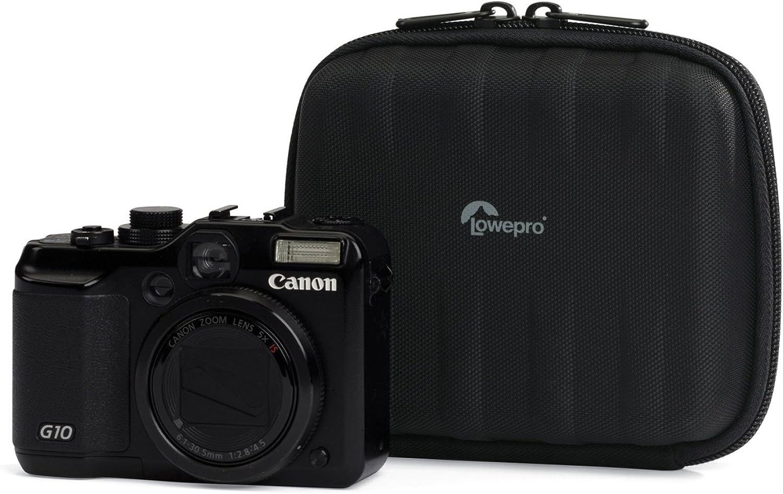 Lowepro Santiago 30 - Funda para cámaras, negro: Amazon.es ...