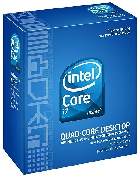 Intel Core i7-920 - Procesador (Intel® Core™ i7, 2,